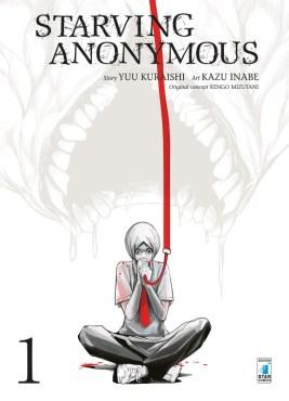 starving anonymous edizioni star comics