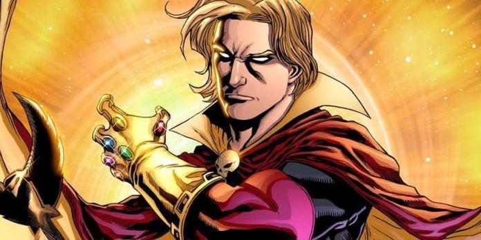 dacre montgomery star di stranger things è pronto ad entrare nel MCU nei panni di adam warlock in guardi della galassia vol. 3?