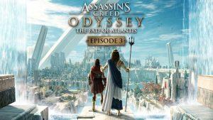 Assassin's Creed Odyssey: disponibile il DLC Il Giudizio di Atlantide