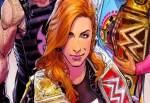 """Becky Lynch: """"The Man"""" è la protagonista del nuovo fumetto WWE SmackDown Live"""