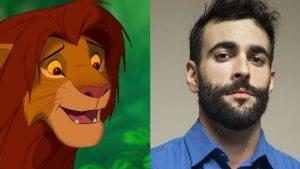 Il Re Leone: Marco Mengoni presterà la voce a Simba!