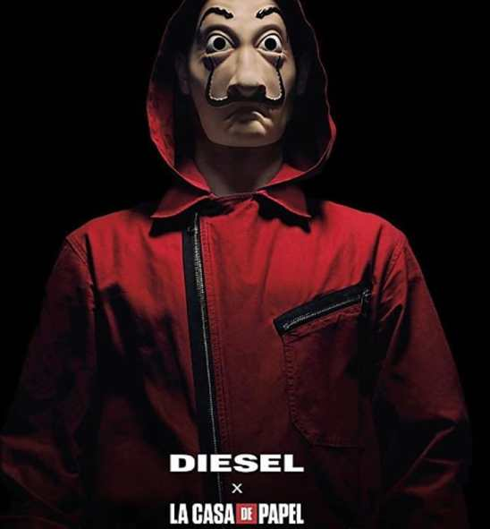 La Casa di Carta 3 Diesel
