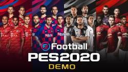 eFootball PES 2020: svelate copertina e demo