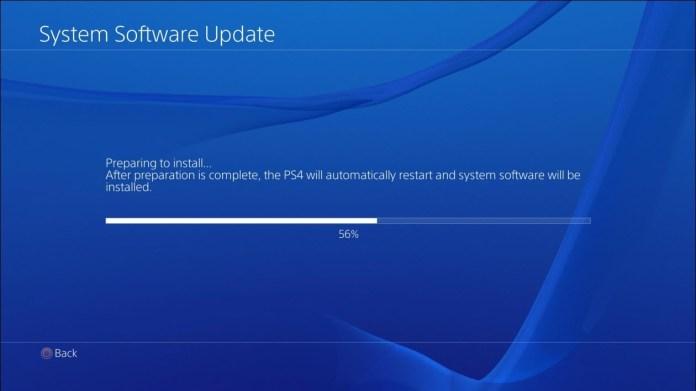 Firmware 7.0 PS4 - Installazione