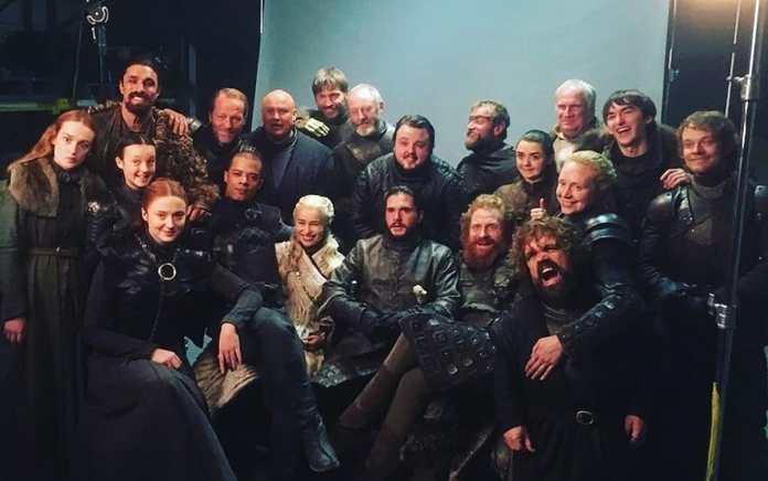 got 8 emmy 2019 cast