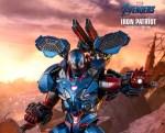 Avengers: Endgame, Hot Toys presenta il nuovo Iron Patriot