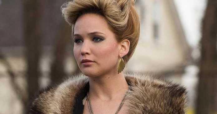Jennifer Lawrence's Mob Girl