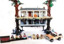 LEGO 75810: Stranger Things (Il Sottosopra)