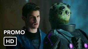 "Krypton 2x08: ecco Promo e Sneak Peek di ""Mercy"""