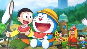 Rivelato il titolo del Film di Doraemon del 2020