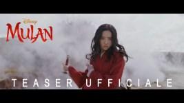 Mulan: ecco il trailer ufficiale del live-action!