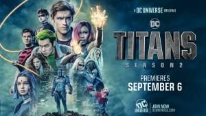 Titans 2: lo showrunner della serie svela qualche dettaglio sulla nuova stagione e su Batman