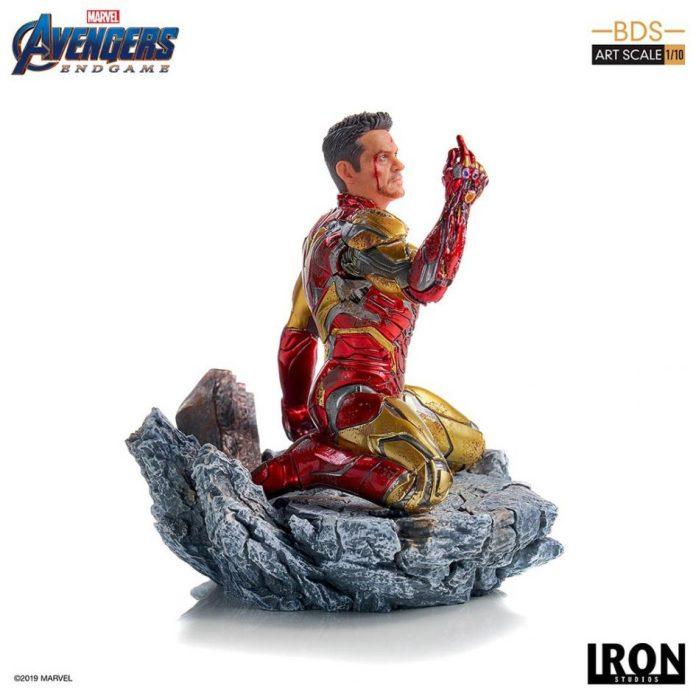 Avngers Endgame i am iron man
