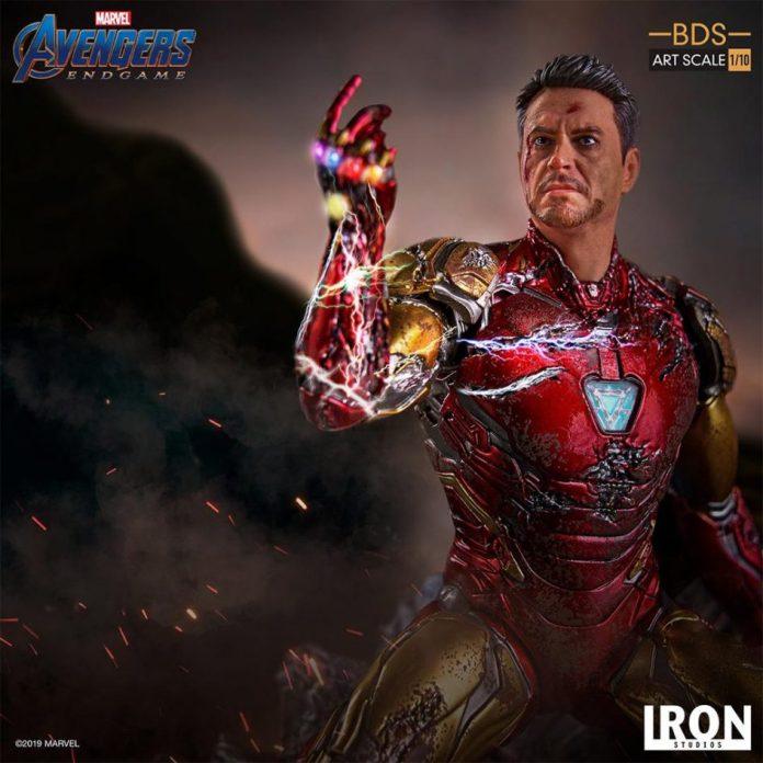 avengers endgame i am iron man