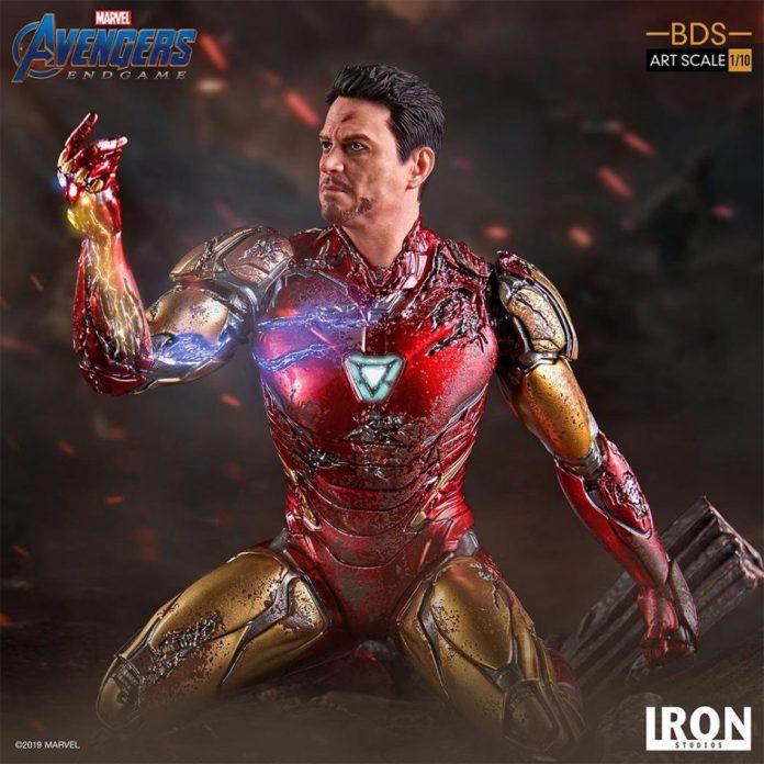 iron man iron studios