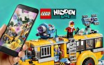 """LEGO Hidden Side: il nuovo """"gioco fluido"""" che combina costruzioni e realtà aumentata"""