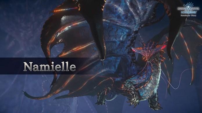 Monster Hunter World: Iceborne Drago Namielle