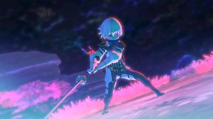 Oninaki Screen di gioco 1