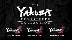Gamescom 2019: Annunciato Yakuza Remastered Collection