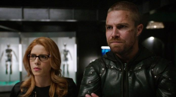 Arrow: Felicity e Oliver