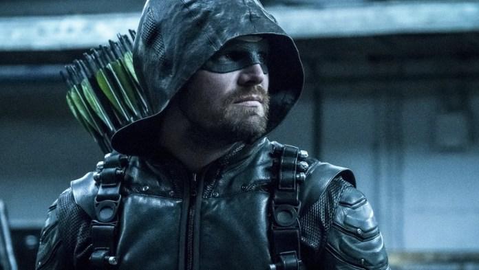 Arrow: Oliver Queen/Green Arrow