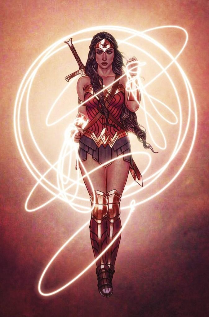 wonder woman dc comics marvel  G. Willow Wilson