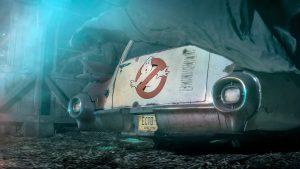 Ghostbusters 3: foto e video dal set mostrano la Ecto-1 e Paul Rudd