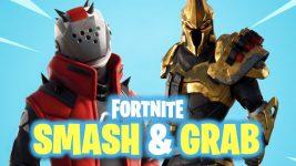 Fortnite: come completare le Sfide Smash & Grab