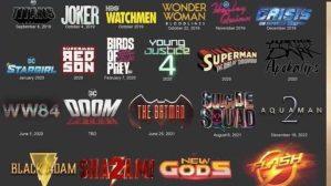 DC Comics: ecco tutti i prossimi film e le serie tv confermati da Warner Bros.