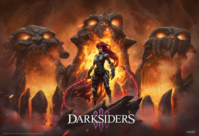 Darksiders 3 PlayStation Plus Settembre 2019