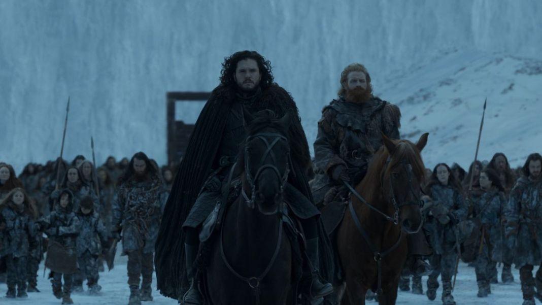 Game of Thrones: Jon Snow Finale