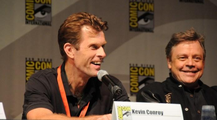 Kevin Conroy & Mark Hamill