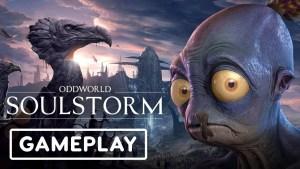 Oddworld : Soulstorm - in esclusiva per Epic Games