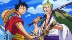 One Piece, la reunion di Rufy e Zoro dopo 2+ anni