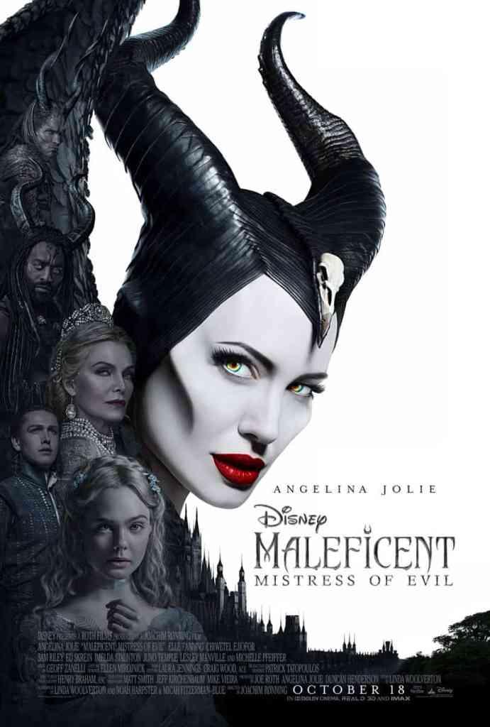 Maleficent: Signora del Male live-action disney