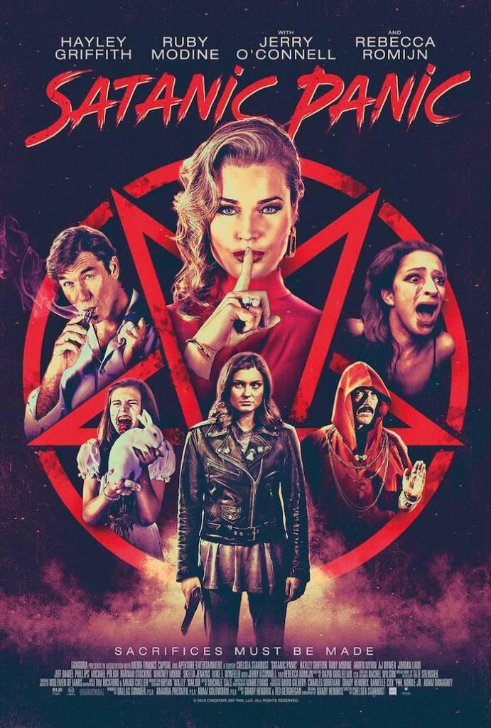 Satanic Panic - commedia horror