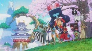 One Piece: scontro tra Titani [SPOILER]