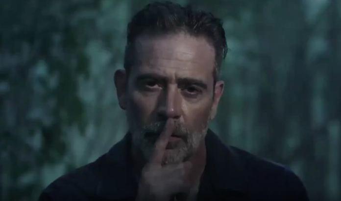 """The Walking Dead: """"Silence"""", Negan"""