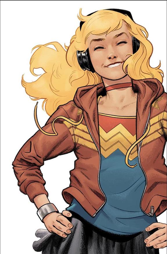 Young Justice 1 Wonder comics RW Edizioni Dc comics Wonder Girl Conner Kent