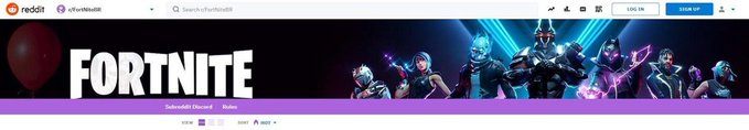 Fortnite Epic Games Crossover Patch 10.30 It_X_Fortnite