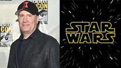 Kevin Feige, presidente dei Marvel Studios, produrrà un film di Star Wars!