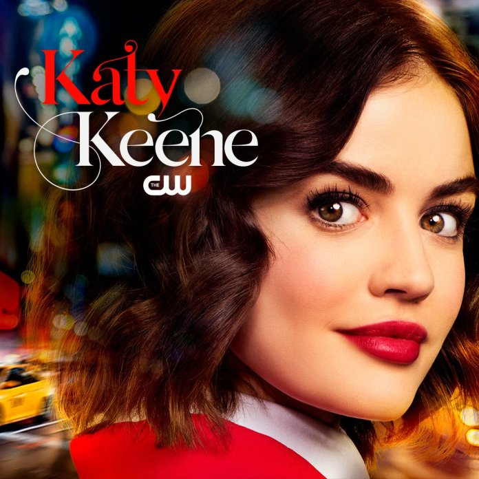 katy keene crossover riverdale the cw spin-off lucy hale