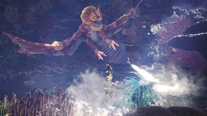 Monster Hunter World Iceborne Pukei Corallino