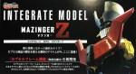 Mazinga Z: Bandai svela l'Integrate Model Mazinger Z, busto da collezione dell'iconico mecha di Go Nagai