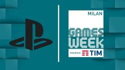 PlayStation: La lineup per la Milan Games Week 2019