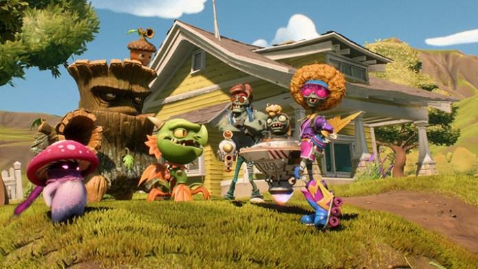 Plants vs. Zombies: Battle for Neighborville media