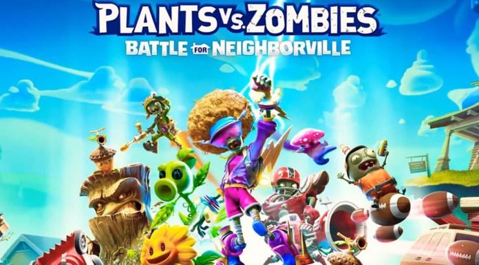 Plants vs. Zombies: Battle for Neighborville cover
