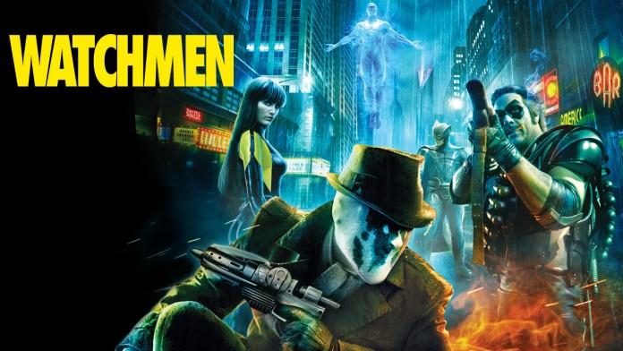 watchmen film netflix serie