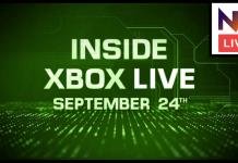 MICROSOFT XBOX INSIDE LIVE 24-09