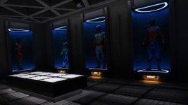 Titans 2: le prime immagini delle stanze della Titans Tower